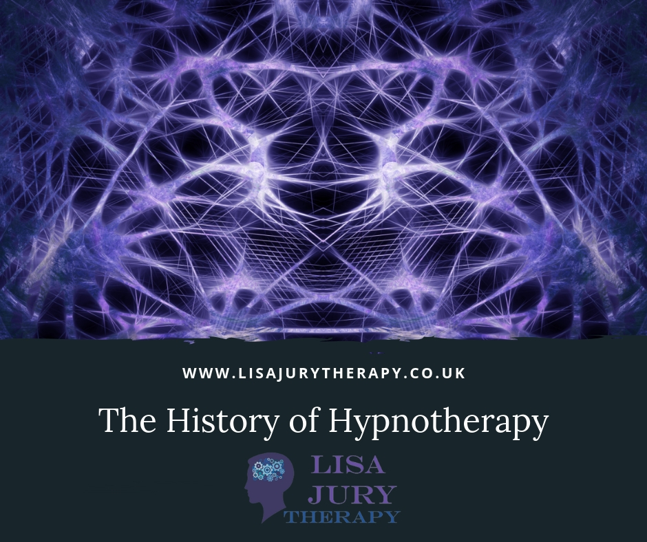 The History of Hypnotherapy