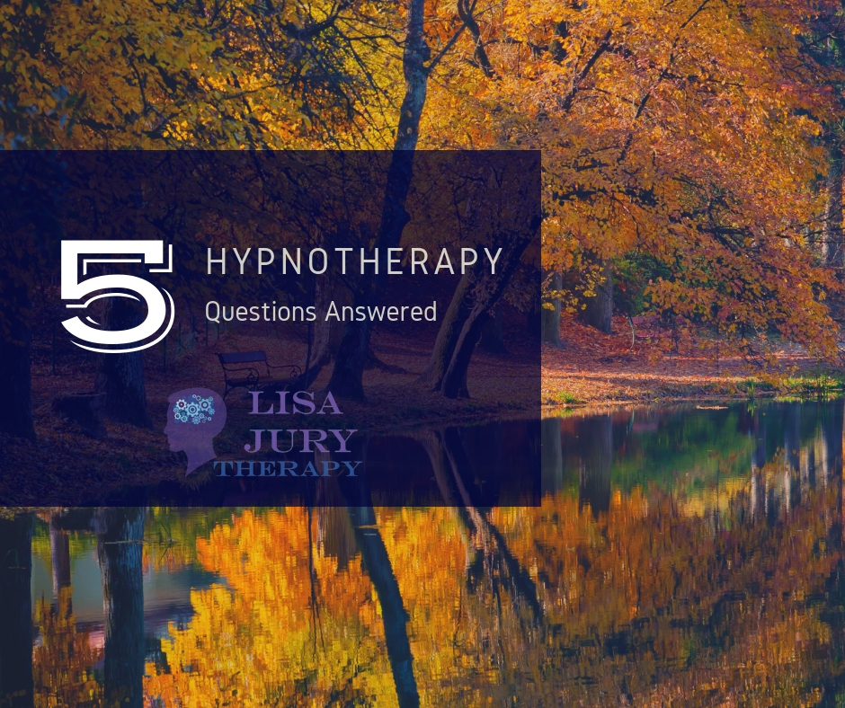 5 Hypnotherapy Questions Answered