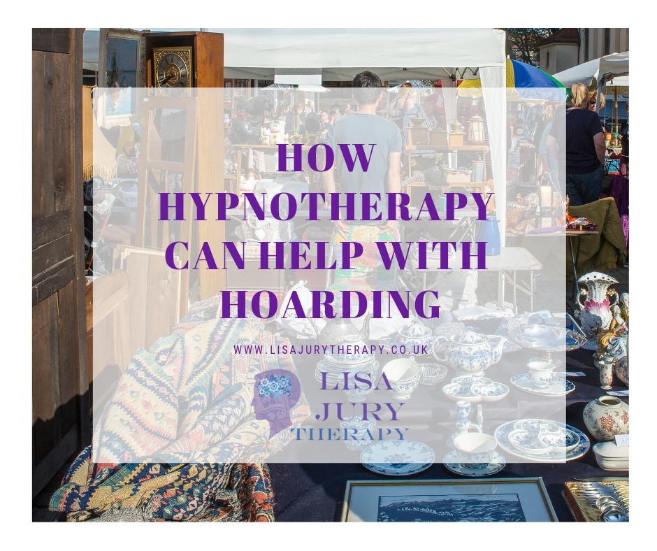 How Hypnotherapy Can Help With Hoarding