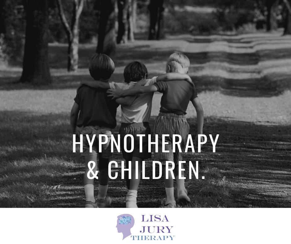 Hypnotherapy & Children